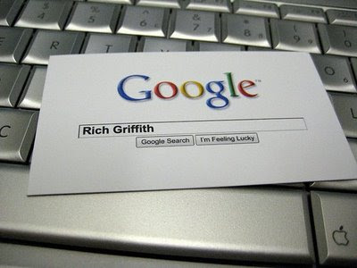 FREE Google Business Cards