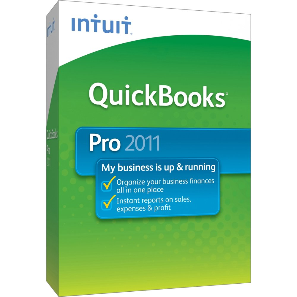 20% OFF - QuickBooks Pro 2011 - Discount Coupon