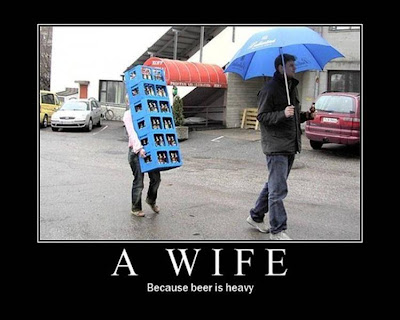 A Wife Demotivational Poster