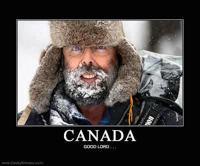 Canada Demotivational Poster
