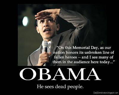 Obama Demotivational Poster