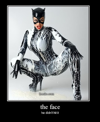 Face Demotivational Poster