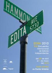 Edita 2010, feria y recitales inolvidables.