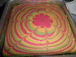 Kek untuk tempahan