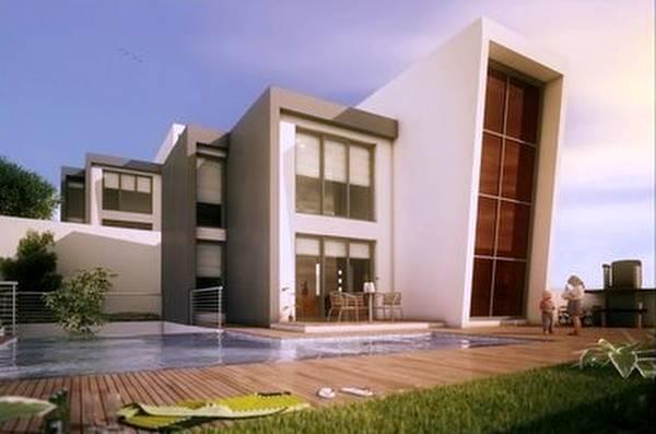 Ingenieria moderna - Casas arquitectura moderna ...