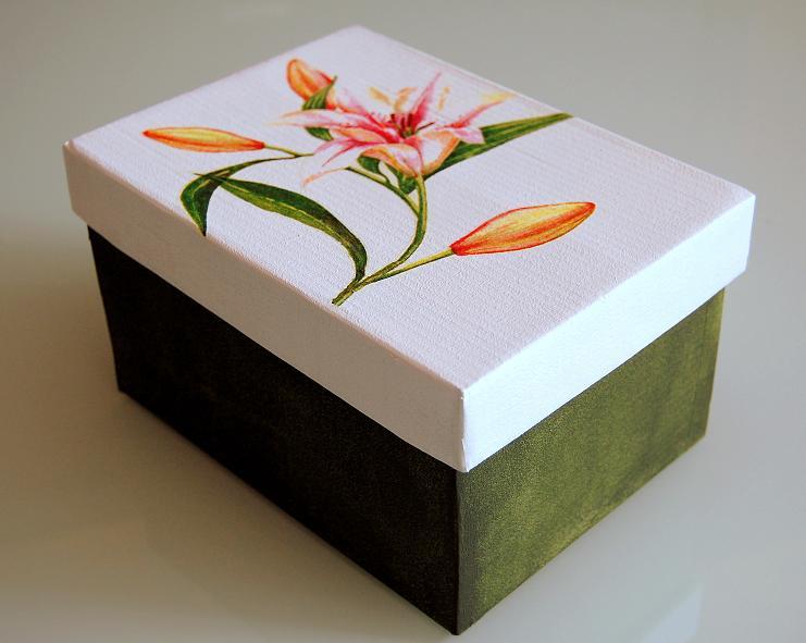 A crear con imaginaci n fieltro foamy tela reciclar - Decorar cajas de zapatos ...