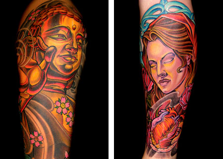 Tattoo training 5 reasons why people become a tattoo artist for Tattoo artist education courses