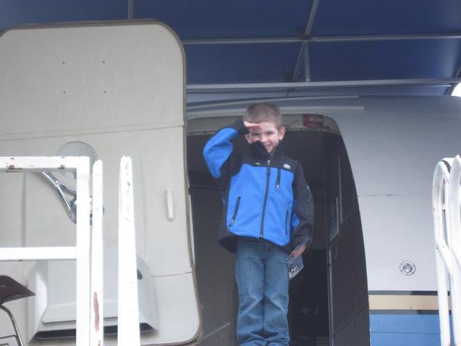 Shawn Jr./museum of flight