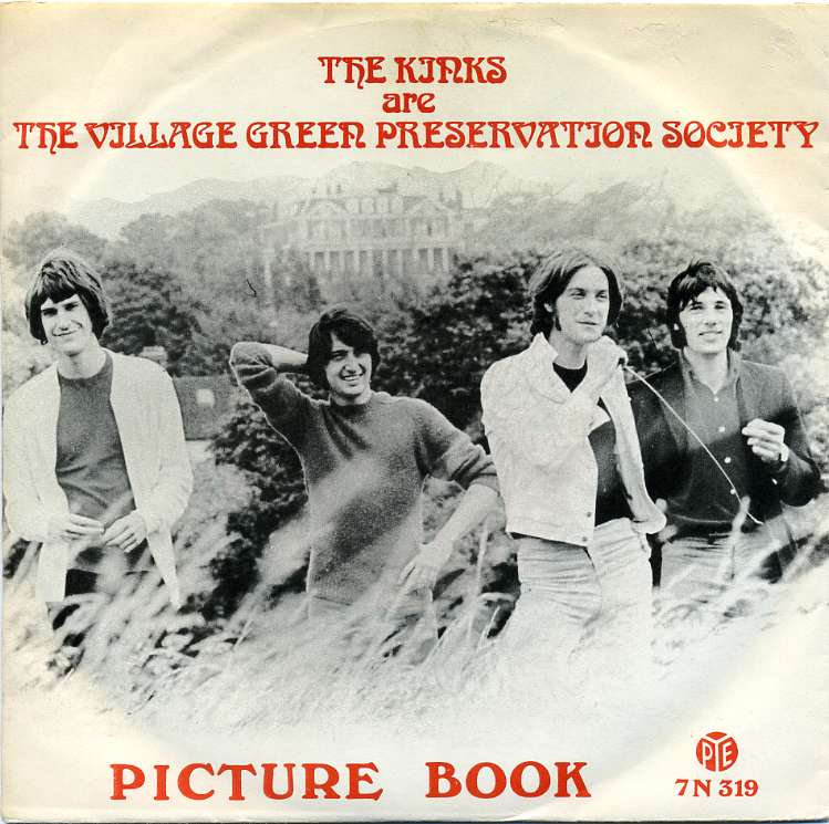 Kinks, The - The Village Green Preservation Society - Special Deluxe Edition