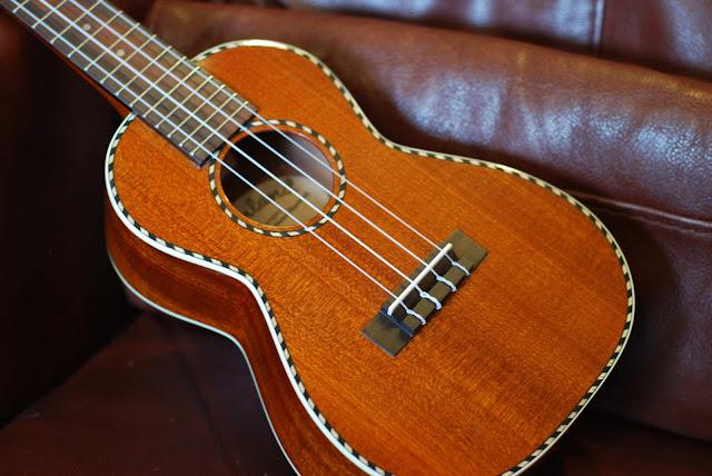 mainland concert mahogany ukulele