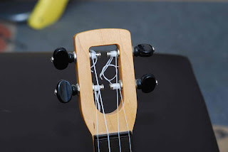 flea ukulele headstock