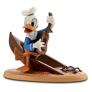 donald duck ukulele ornament