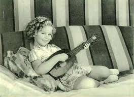 shirley temple ukulele
