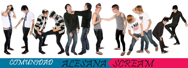 Comunidad Alesana Scream