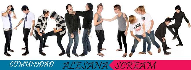 Comunidad Alesana Scream