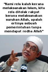 Kata Presiden PAS