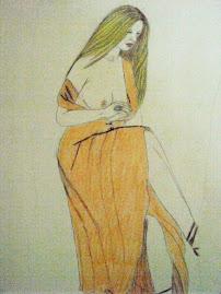 Alguns dos meus desenhos artísticos
