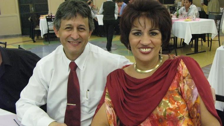 Pastores Mauro e Lais