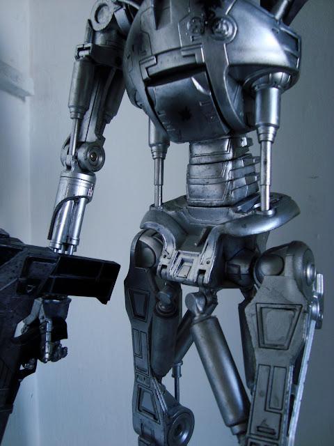terminator endoskeleton paper craft Terminator t-800 endoskeleton free paper model download (paper craft), scrapbook etc ¡seguro que encontrarás cosas que te gustan.