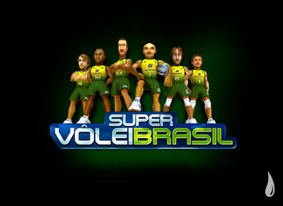 Super Volley Brasil 2 (2010/PC/ENG)