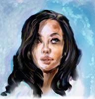 Digi Portrait Painting Study