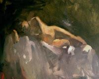 Figure Painting Study