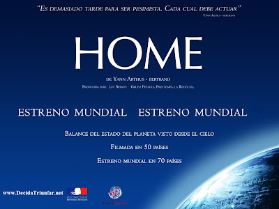 [Video] Home La Pelicula - Yann Arthus Bertrand