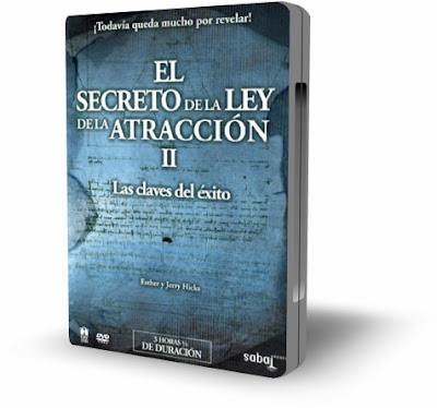 EL SECRETO DE LA LEY DE LA ATRACCIÓN II, Esther y Jerry Hicks [ Video DVD + Audiolibro ] – Las claves del éxito. Todavía queda mucho por revelar !