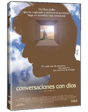 CONVERSACIONES CON DIOS, Neale Donald Walsch [ VIDEO DVD ] – En cada uno de nosotros hay una voz que nos dice la verdad.