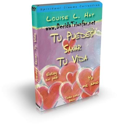 TU PUEDES SANAR TU VIDA (La Película), Louise Hay [ VIDEO DVD ] – Creando paz, armonía y equilibrio en nuestras mentes
