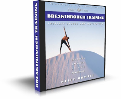 "TRASLADE SU ENTRENAMIENTO A ""LA ZONA"" (Breakthrough Training In the Zone), Kelly Howell [ Audio CD ] – Música y ondas cerebrales para entrenamientos aeróbicos"
