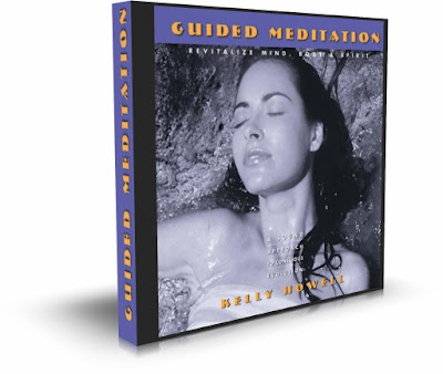 MEDITACION GUIADA (Guided Meditation), Kelly Howell [ AUDIO CD ] – Aprender a meditar. Revitalizar mente, cuerpo y espíritu.
