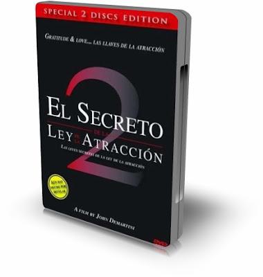 EL SECRETO 2, John Demartini [ VIDEO DVD ] - Las leyes secretas de  la ley de la atracción