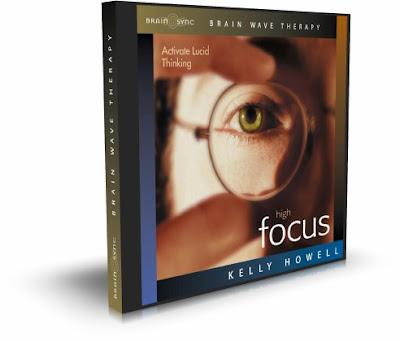 ENFOQUE PODEROSO (High Focus), Kelly Howell [ AUDIO CD ] – Aumentar el enfoque, la concentración y el poder cognitivo. Mejorar la coordinación.