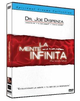 LA MENTE INFINITA, Joe Dispenza [ Video DVD ] – Evolucionar la mente y tu ser, es la respuesta. El desafío: cambiar tu mente y aprovechar su potencial.