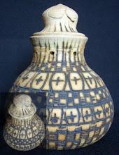 Cerâmica- decoração c/ óxidos