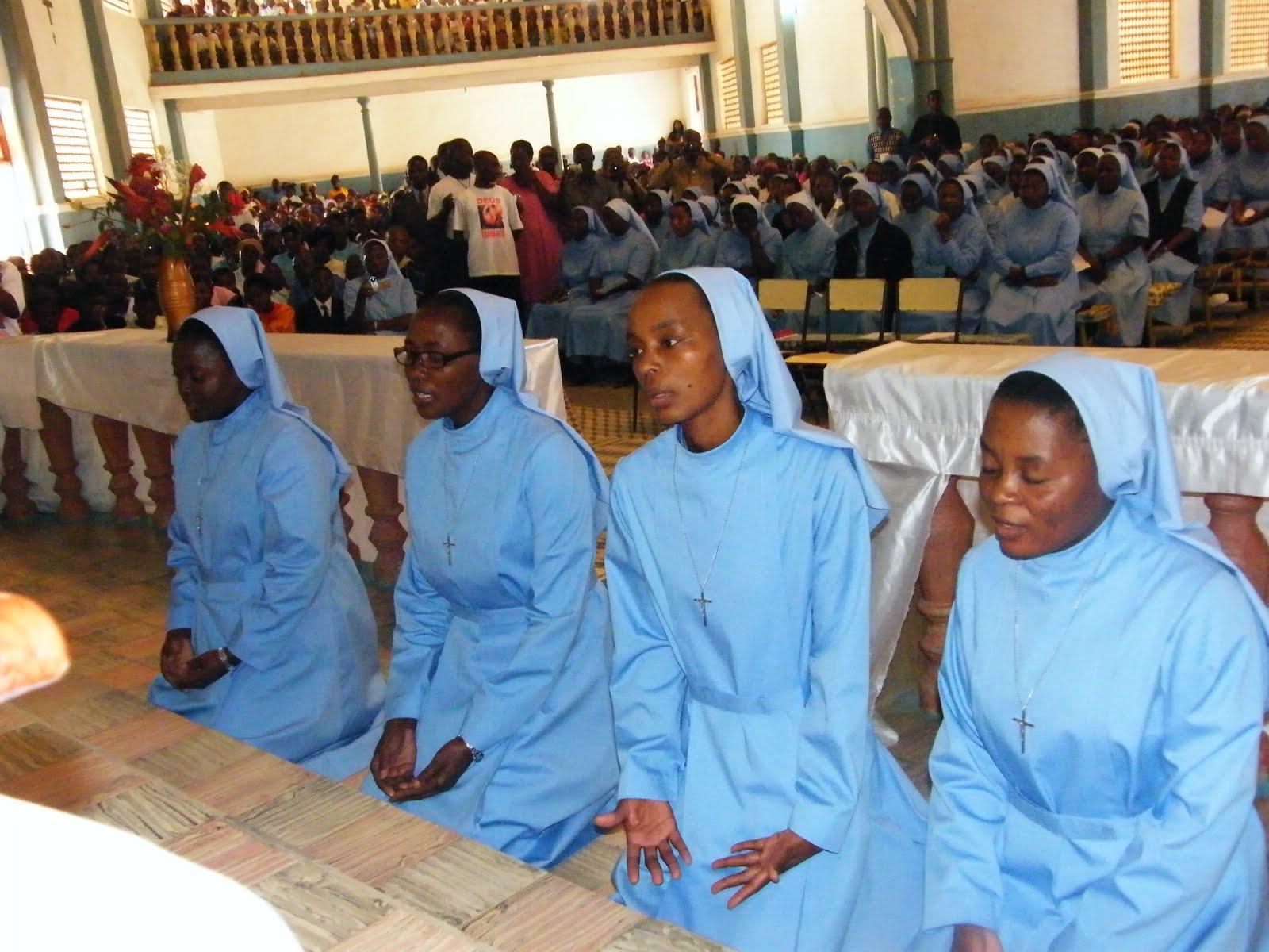 Divisão   na Igreja católica no sul de Angola: Madres rompem silencio