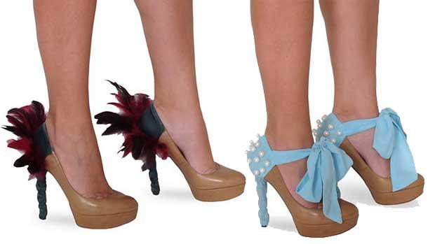 condón Zapatos