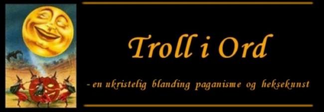 Troll i Ord