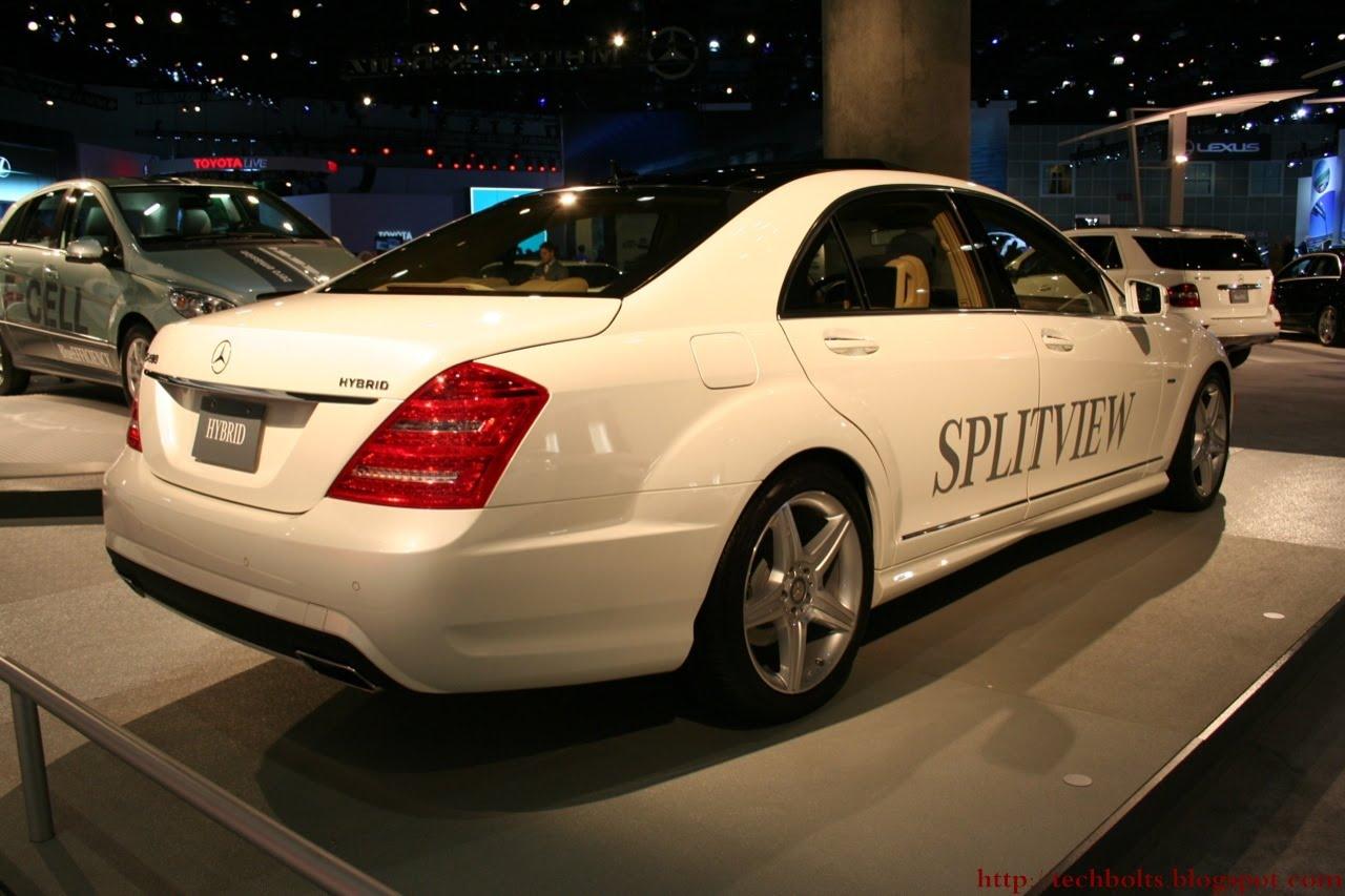 Mercedes benz s400 hybrid techbolts for Mercedes benz s400 price