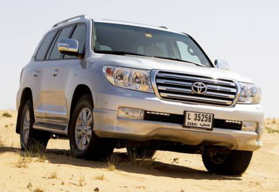 2011 Toyota Land Cruiser 60th Anniversary VXR-i - Review, Images,