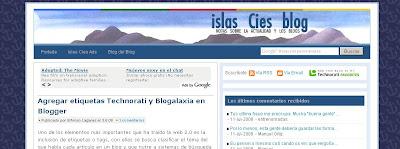 islas cies blog