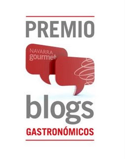 Navarra Groumet, premios blogs gastronomicos
