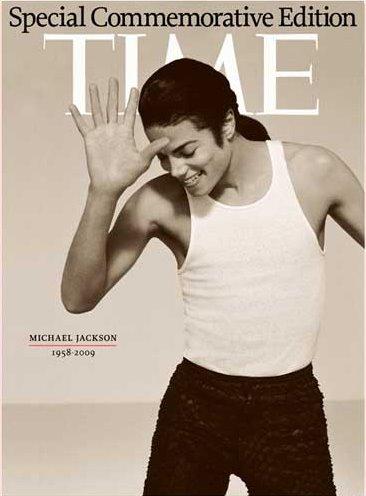 Especial en Time sobre Michael Jackson