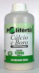 Cálcio 10% e Boro 2%
