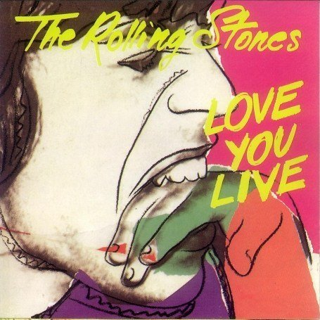 Rolling Stones. Loveyoulive