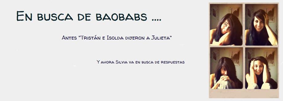 En busca de baobabs ....