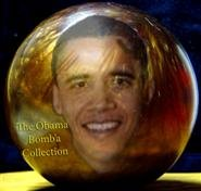 The Obama Limited Edition Bowling Ball for Sale