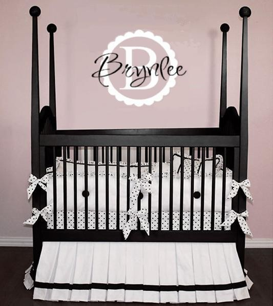 Luscious life decor wall decals for the nursery and beyond for Beyond the wall mural design