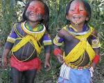 Crianças Kaiapó